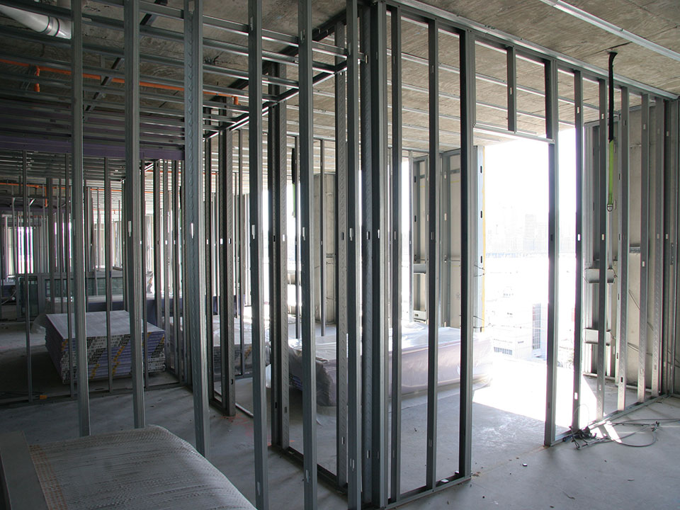 Metal Framing Allstate Interiors Ny Nj