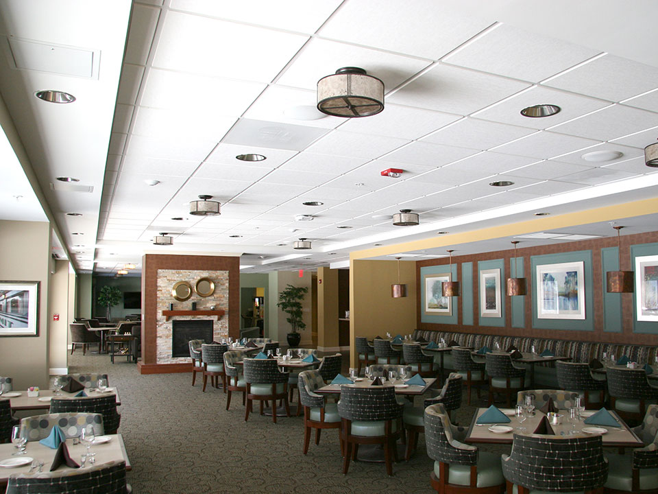 Acoustic Ceiling Tiles Allstate Interiors Ny Nj